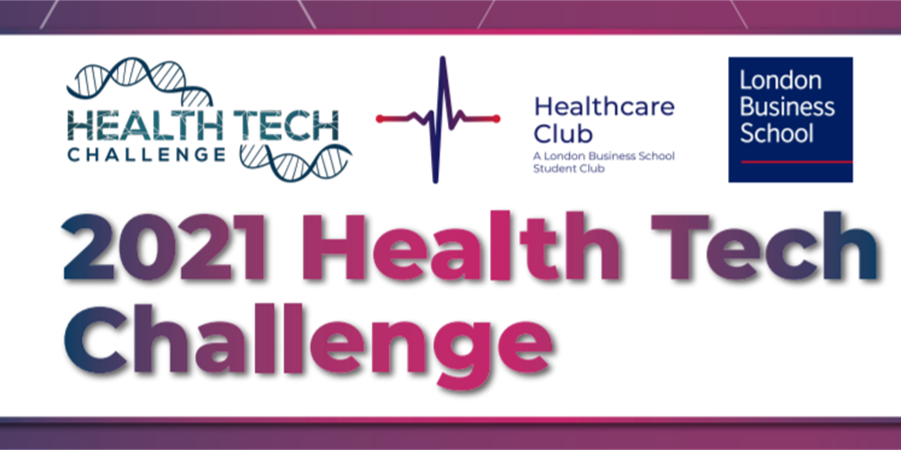 Health Tech Challenge - Final Pitch Night Event Logo