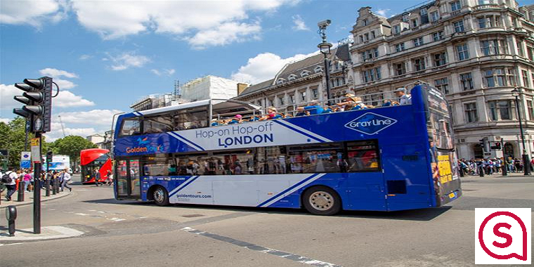 SA Welcome Series: London Bus Tour (MFA + MAM) Event Logo