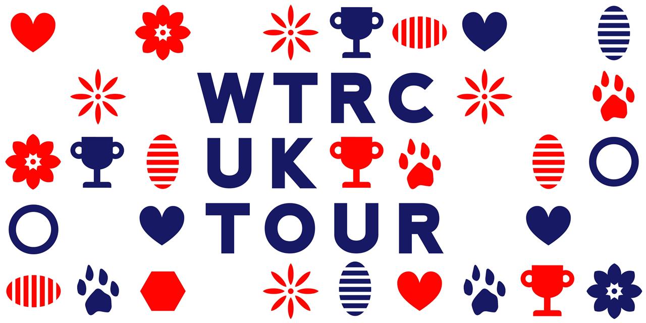 WTRC goes on UK tour!!! Event Logo