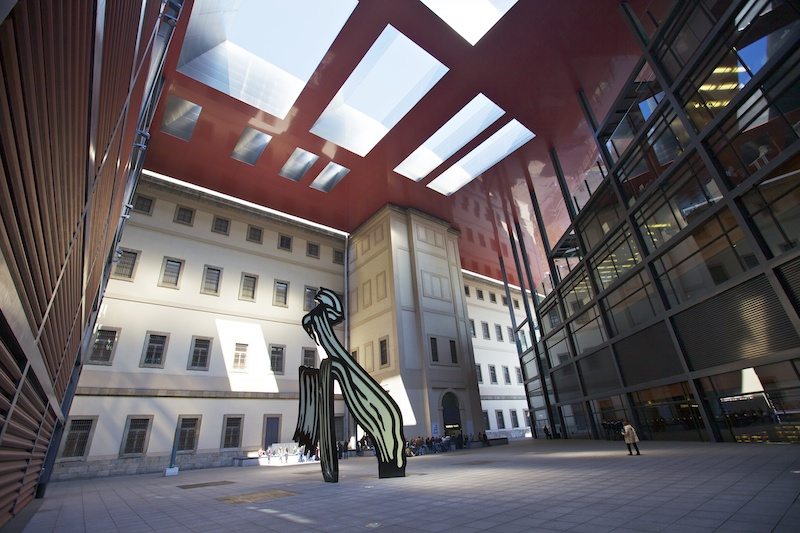 Guided visit to Reina Sofia Museum
