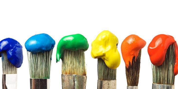 Kandinsky Art Exhibition: A Retrospective Event Logo
