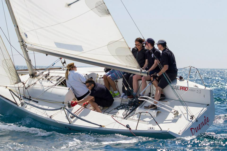 Global MBA Trophy - LBS Regatta in Athens, October 29th to November 1st 2020