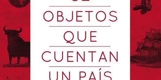 """Presentación de libro """"82 objetos que cuentan un país"""" de Manuel Lucena Event Logo"""