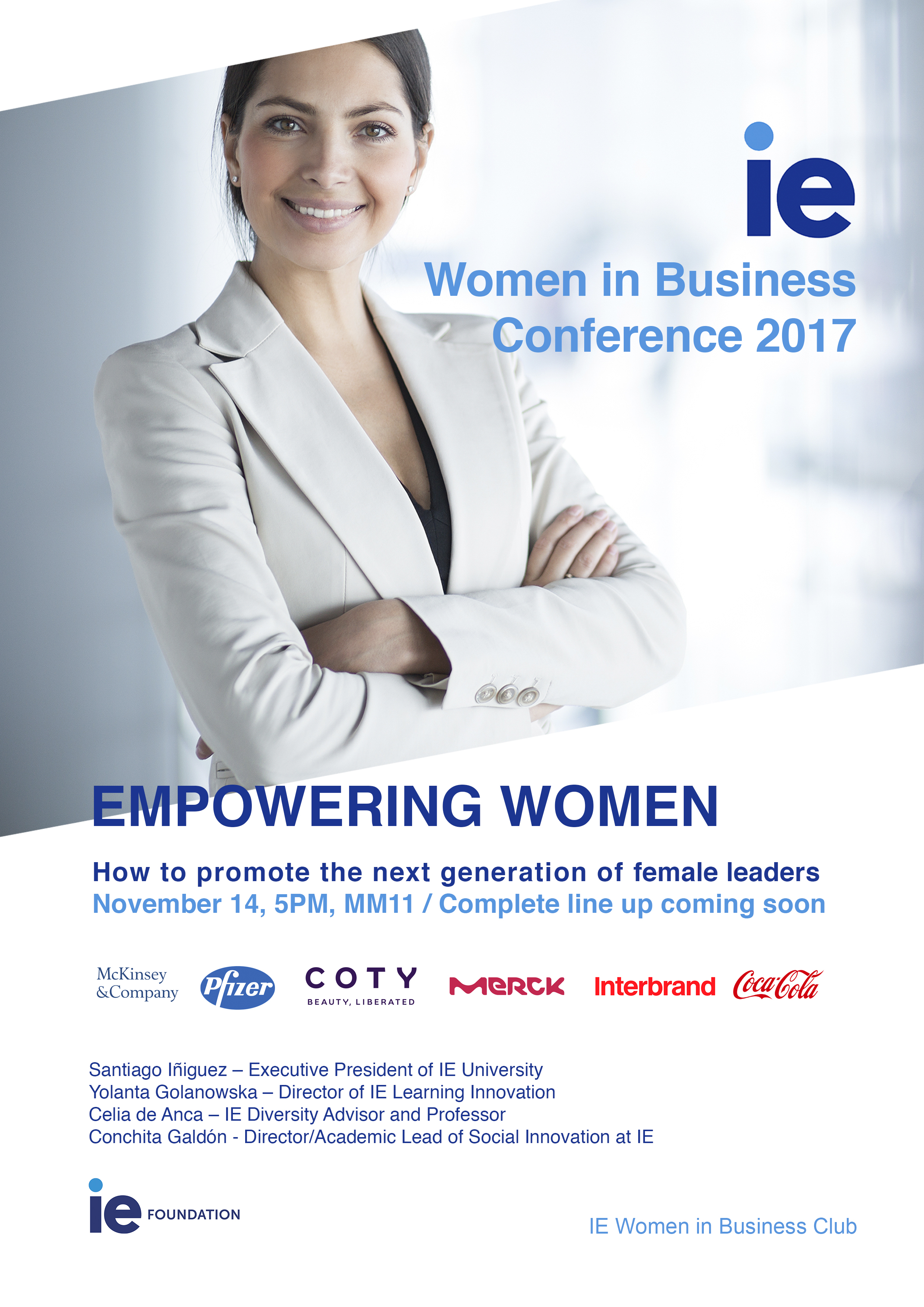Women in Business Conference 2017 - Empowering Women