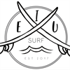 IEU Athletics Surf Club's logo