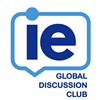IEU Global Discussion Club's logo