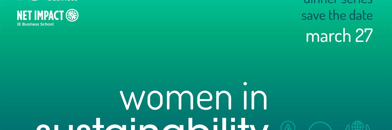 Women in Sustainability Dinner
