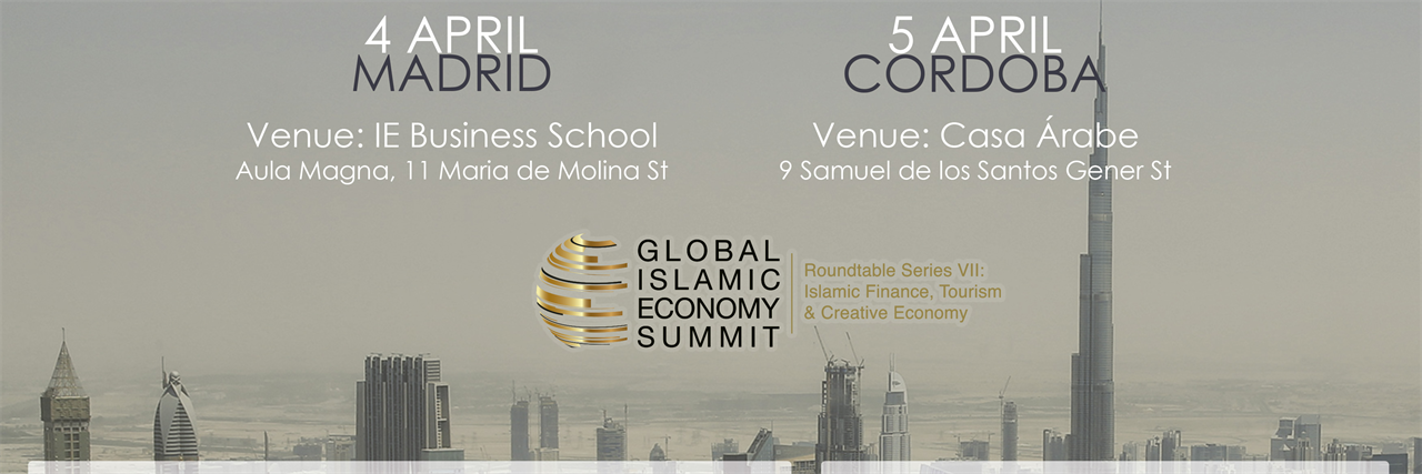 Conference 'Islamic Finance & Tourism: New Scenarios, New Business'