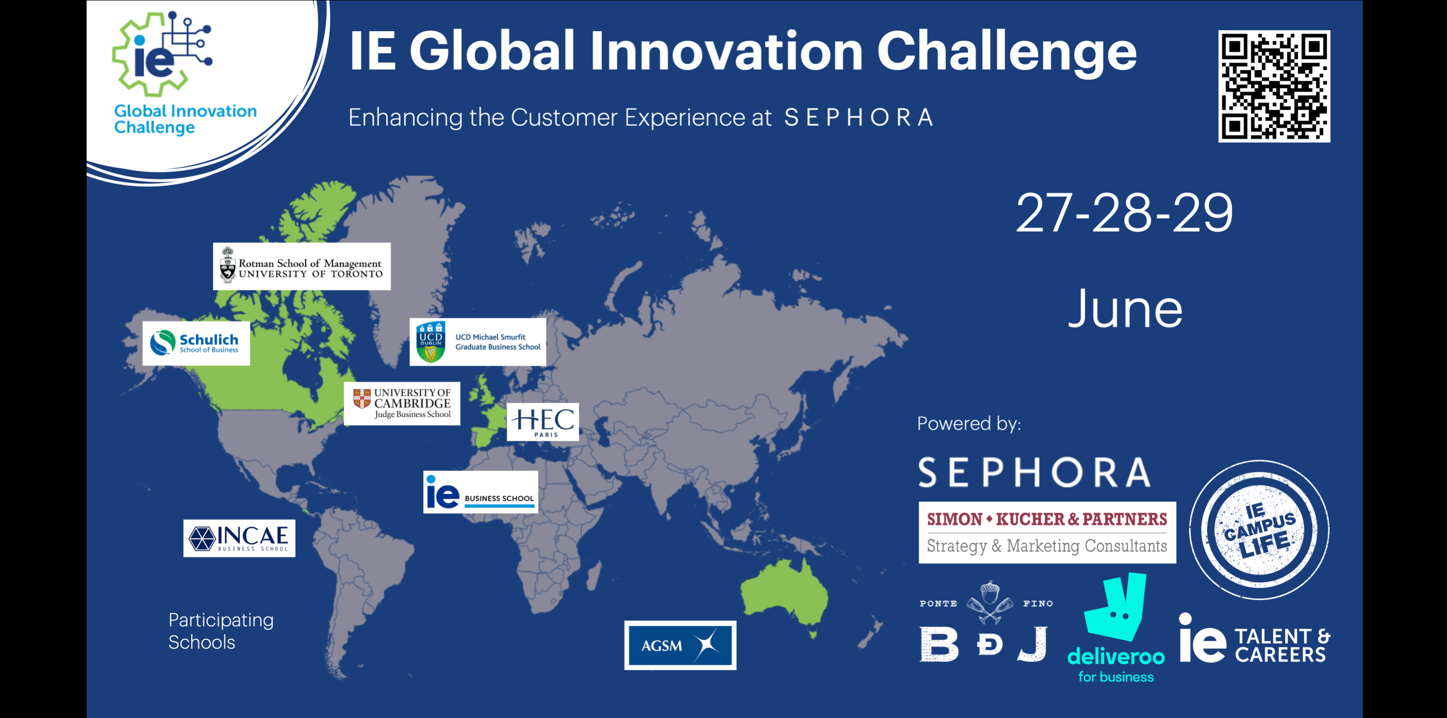 IE Global Innovation Challenge 2019