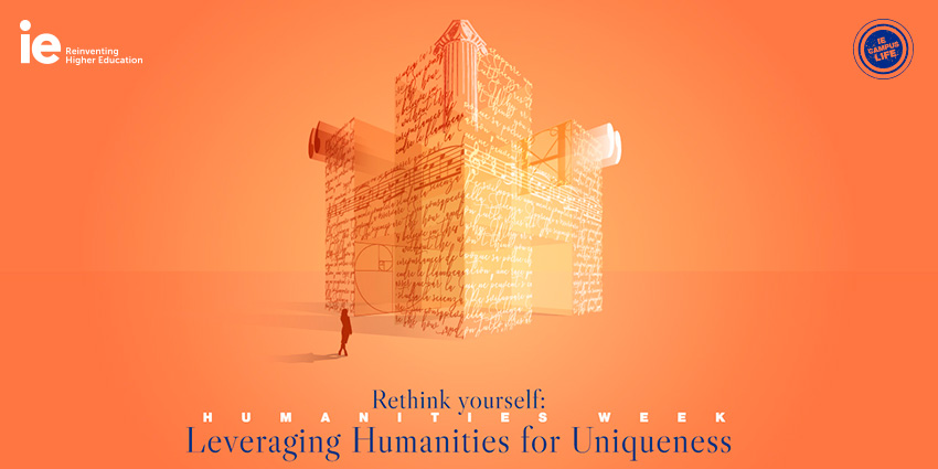 Madrid_Opening and Keynote: THE HUMANITIES MATTER! Event Logo