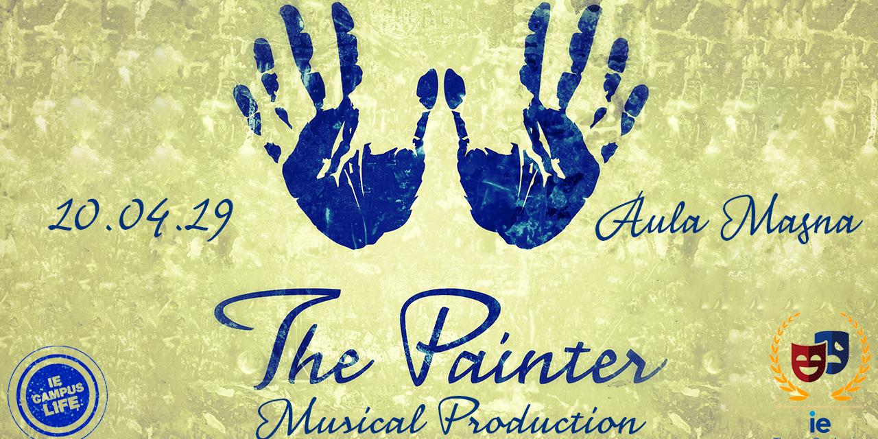 Segovia_THE PAINTER: Musical production Event Logo