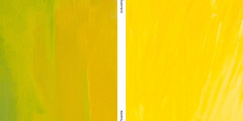 Segovia_Contemporary Art: Guerrero / Vicente Event Logo