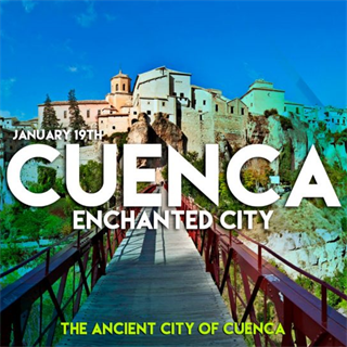 Day Trip to Cuenca & The Enchanted City (Leaving from Madrid + Segovia)