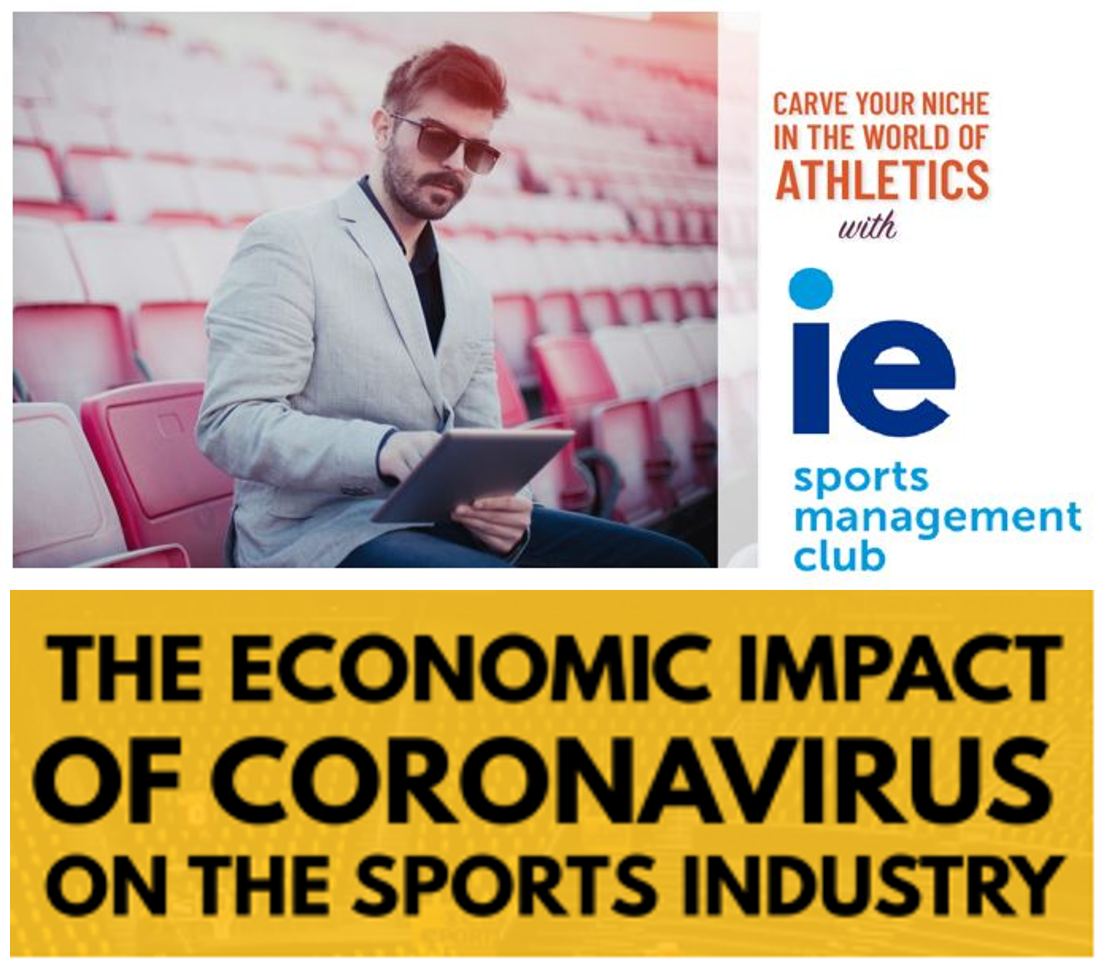 Impact of coronavirus COVID-19 on the sports sector