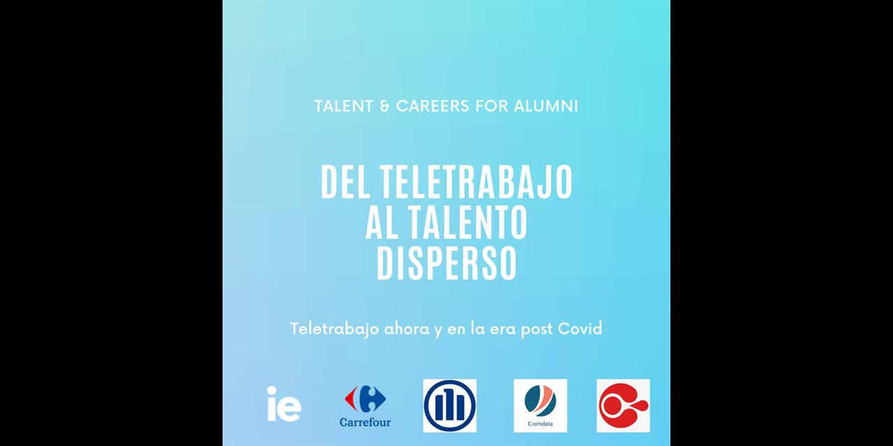 Del Teletrabajo al Talento disperso Event Logo