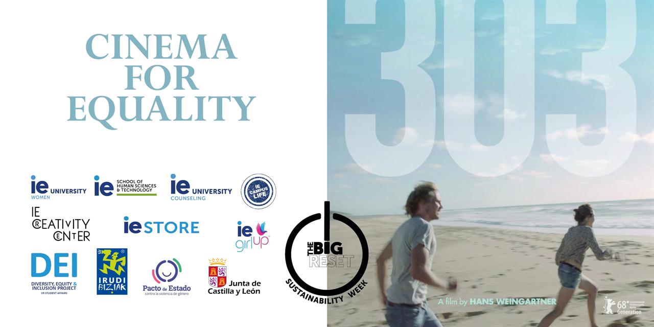 Cinema for Equality Event Logo
