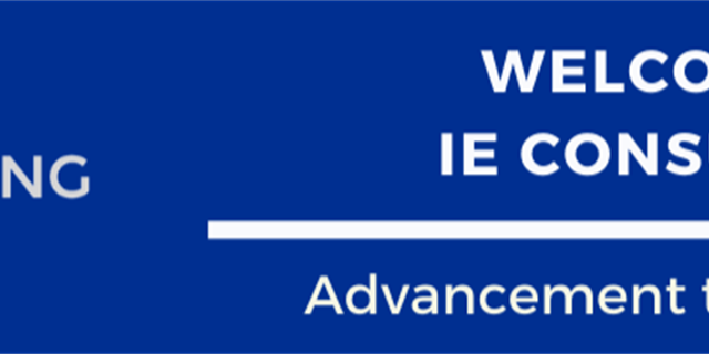 IE Consulting Club Group Banner