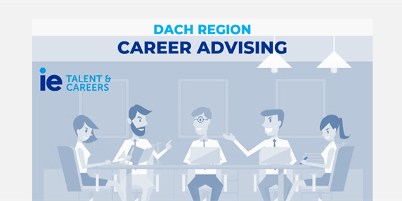 DACH Careers Advising Session Event Logo