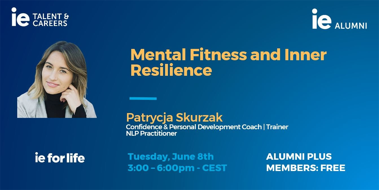Mental Fitness and Inner Resilience Event Logo