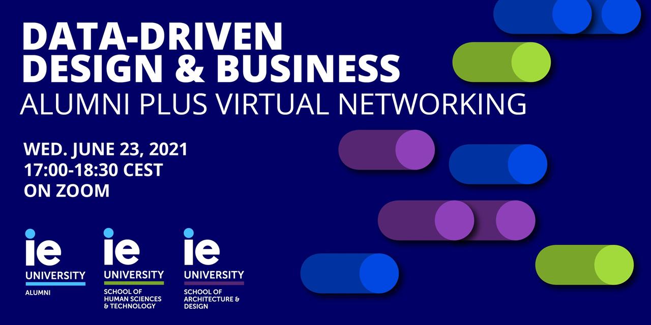 Data-Driven Design & Business Event Logo