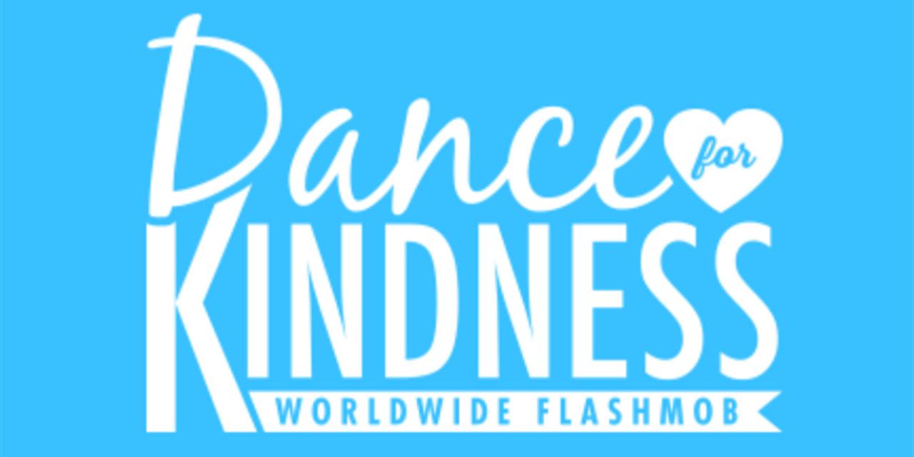 Dance for Kindness Flashmob Event Logo