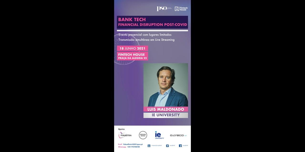 Forum BANK TECH / FINANCIAL DISRUPTION – POST COVID Event Logo