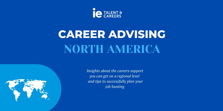 Intro to North America Alumni & Careers Event Logo