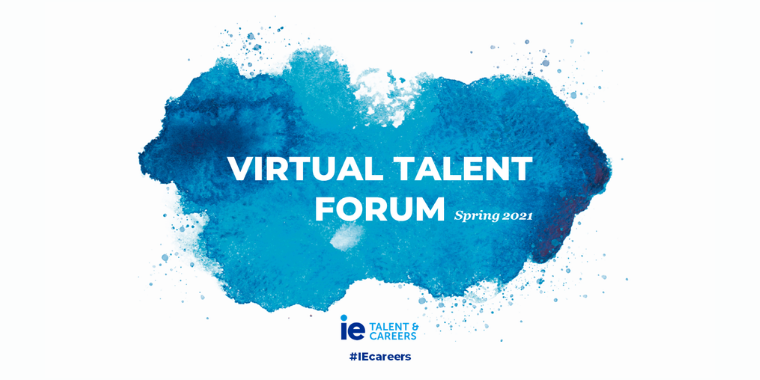 Virtual Talent Forum - Spring 2021 Event Logo