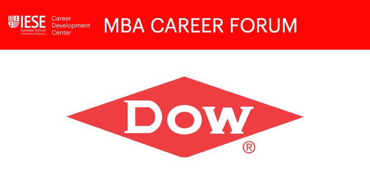 Career Forum: Dow Presentation