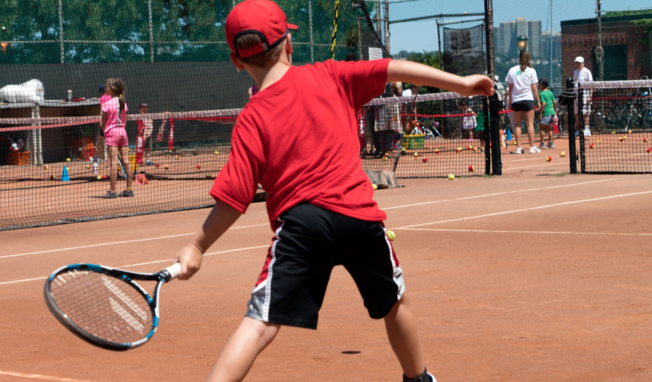 Fall 2020 Youth Group Tennis Lessons  (Ages: 5 to 6)