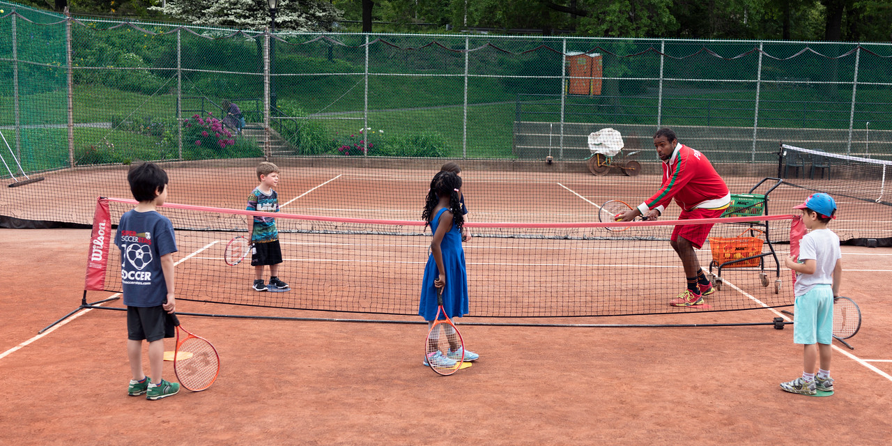 Spring 2020 Youth Group Tennis Lessons  (Ages: 7  to 8)