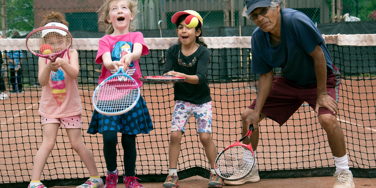 Spring 2020 Youth Group Tennis Lessons  (Ages: 5  to 6)