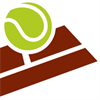 Riverside Clay Tennis Association's logo